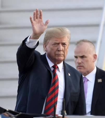 Trump says NATO summit was