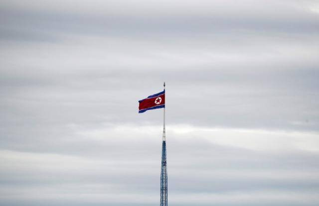 Two Koreas hold military talks as U.S. detects activity at North Korea missile factory