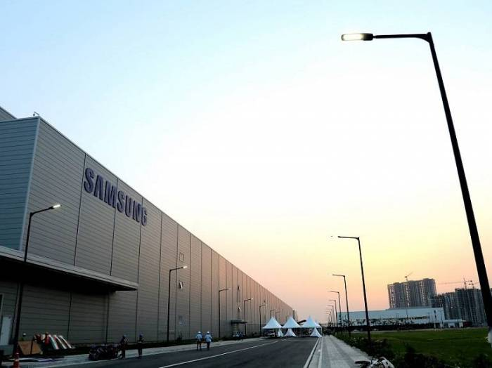 Samsung ouvre la plus grosse usine de smartphones au monde