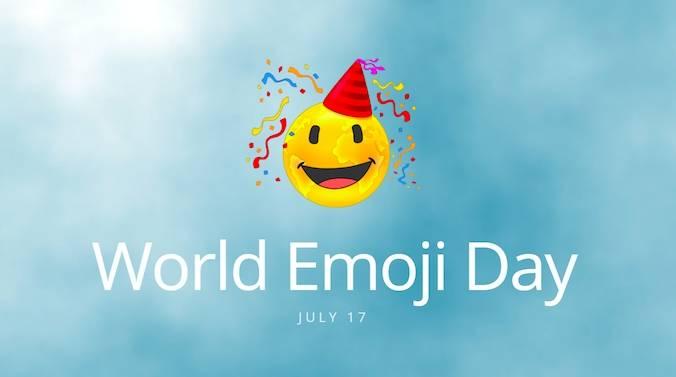 Apple célèbre la journée mondiale des emoji