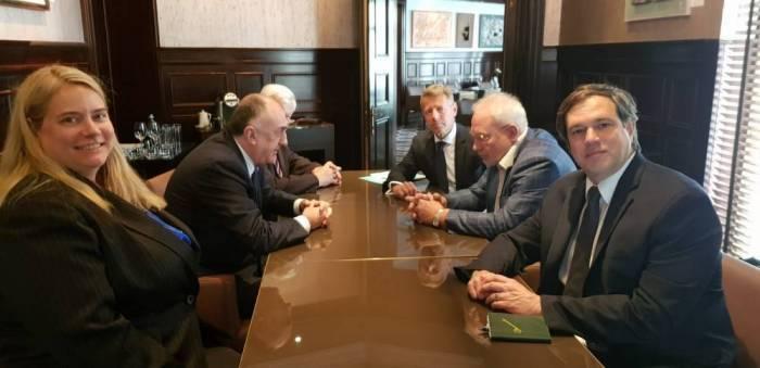 محادثات حول كاراباخ لمدة 4 ساعات في بروكسل