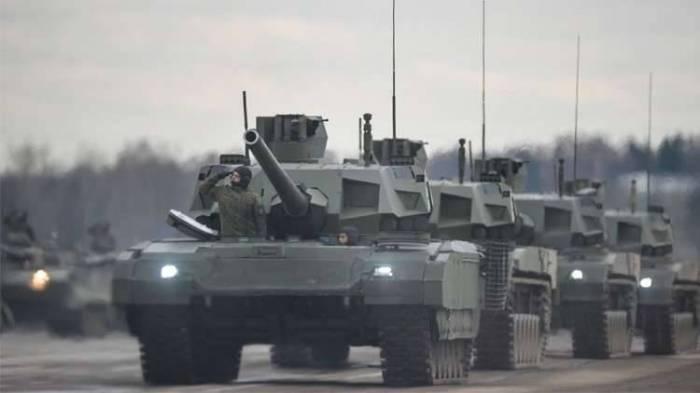 """جنرال روسي: دبابة """"أرماتا"""" ستترك مكانها للروبوتات بعد 25 عاما"""