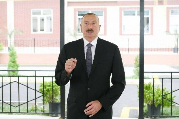 President Aliyev: Azerbaijan to continue policy of Armenia's isolation - UPDATED