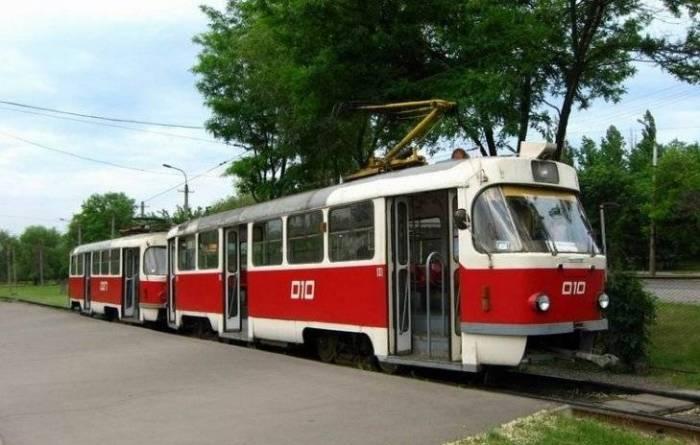 Bakıda tramvaylar bərpa edilə bilər