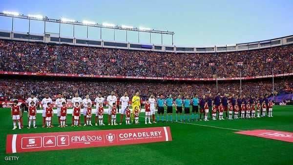 """إشبيلية يتوعد برشلونة في """"سوبر المغرب"""""""