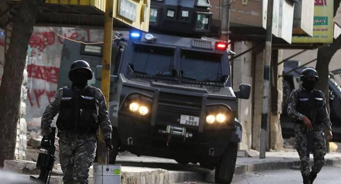 """الأردن...الأمن يضبط 5 إرهابيين في """"السلط"""""""