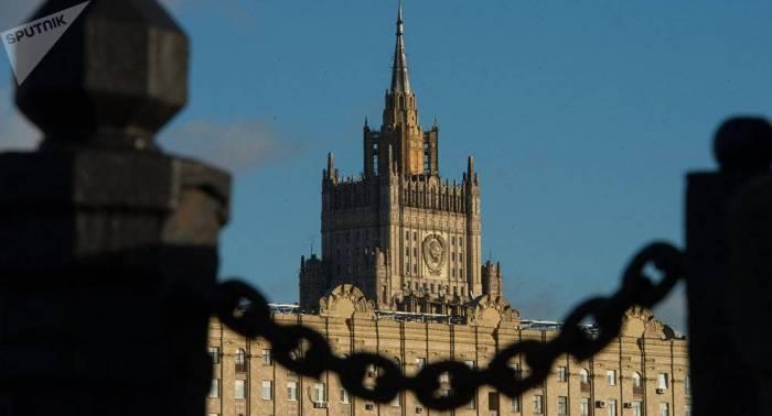 Moscou: «Les États-Unis ont déclaré une guerre économique»