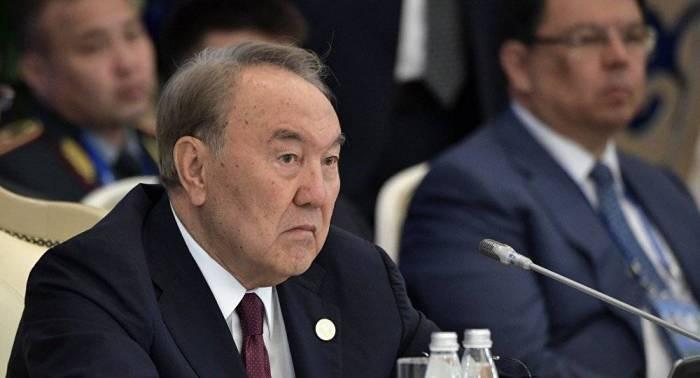 الرئيس الكازاخي: الاتفاقية الموقعة تعتبر دستورا لبحر قزوين