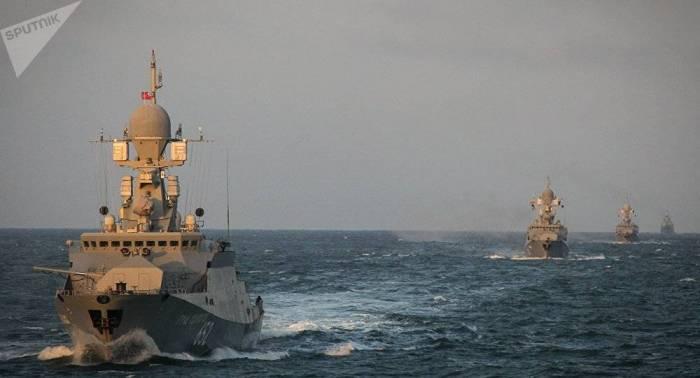 Les États riverains de la mer Caspienne claquent la porte au nez des militaires étrangers