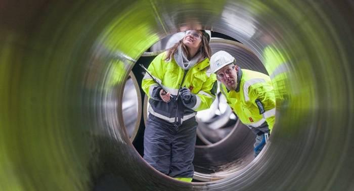 Le danger des sanctions US pèse sur Nord Stream 2, selon The Wall Street Journal