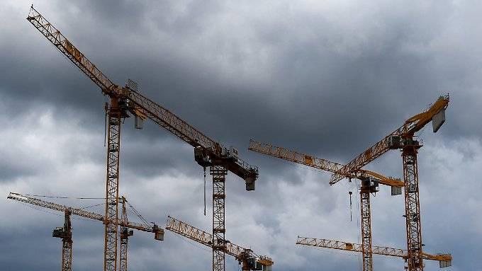 Fehlende Fachkräfte bremsen Wohnungsbau
