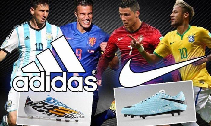 Adidas follows Nike
