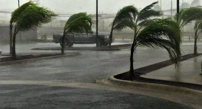 """الإعصار """"رومبيا"""" يصل مدينة شنغهاي الصينية وإجلاء 53 ألف شخص"""