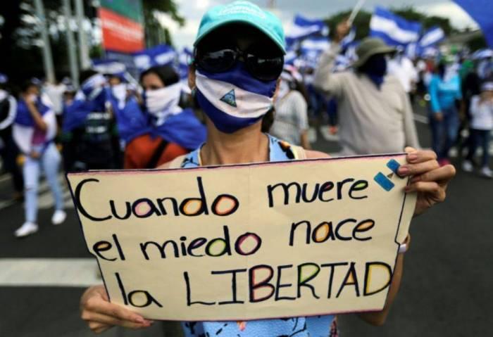 Nicaragua: des milliers d