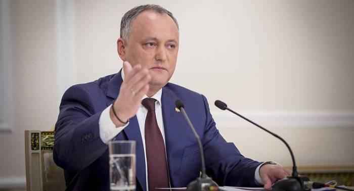 Moldova ABŞ-a ərazi verməkdən imtina etdi