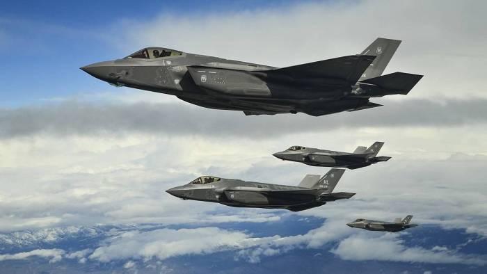 ABŞ Senatı Türkiyəyə F-35-lərin satışına qadağa qoydu