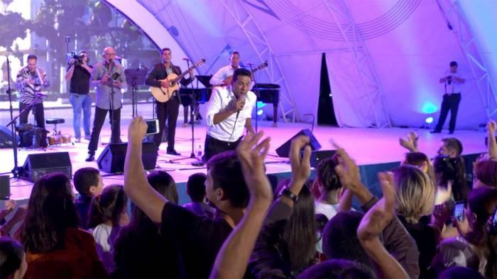 El festival de Gabala, un mundo de sonidos mixtos en Azerbaiyán