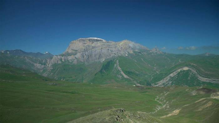 Monte Shahdag, plena naturaleza a tres horas de Bakú