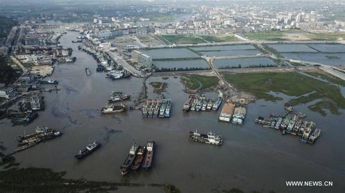 Chine : plus de 200.000 évacuations à l