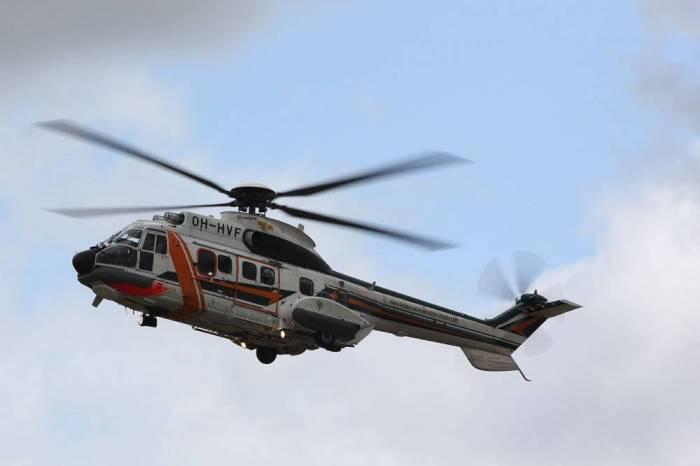 Yaponiyada helikopter qəzası: 9 nəfər həlak olub