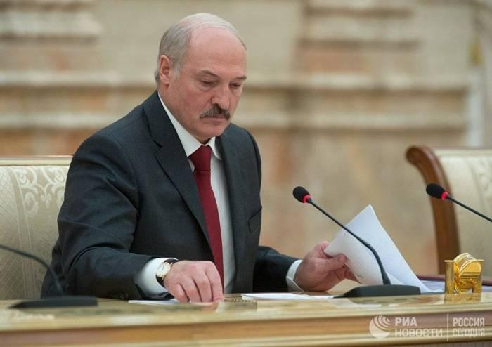 Lukaşenkodan ciddi kadr islahatı -