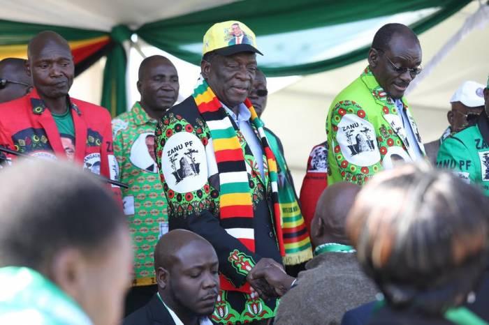 Zanu-PF win Zimbabwe election, electoral commission says