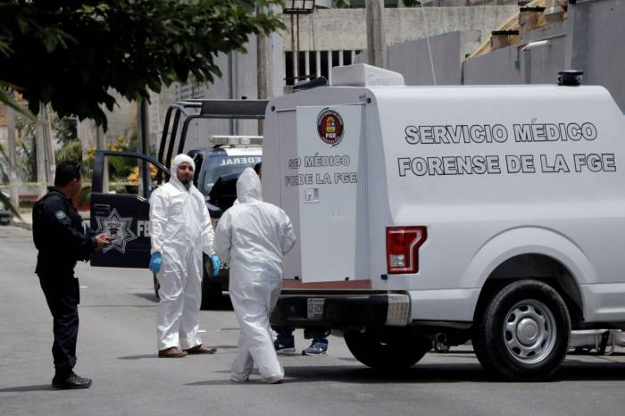 Mexico's murder rate hits highest level in decades