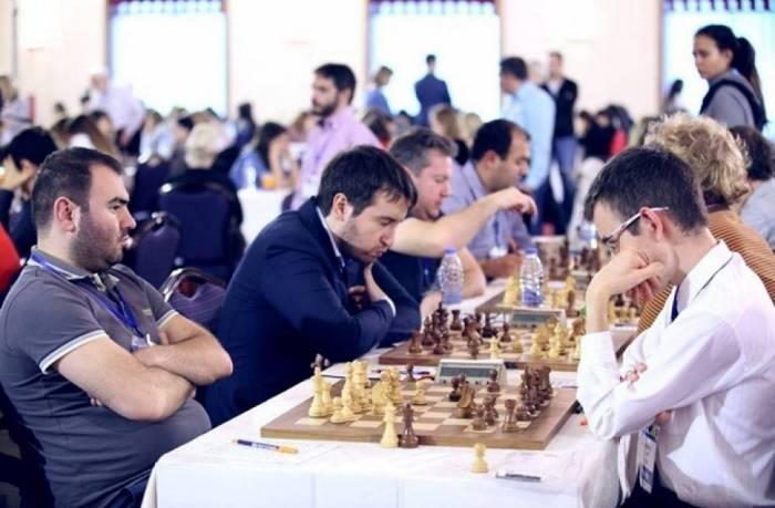 Azerbaijan name squad for Chess Olympiad Batumi 2018