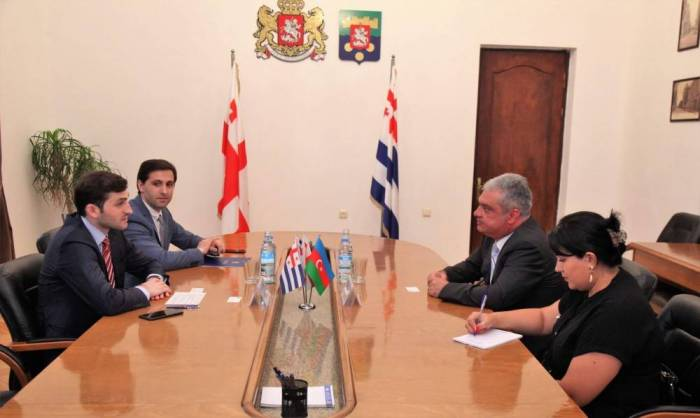 """Relations between Georgia and Azerbaijan reached the level of strategic partnership"""