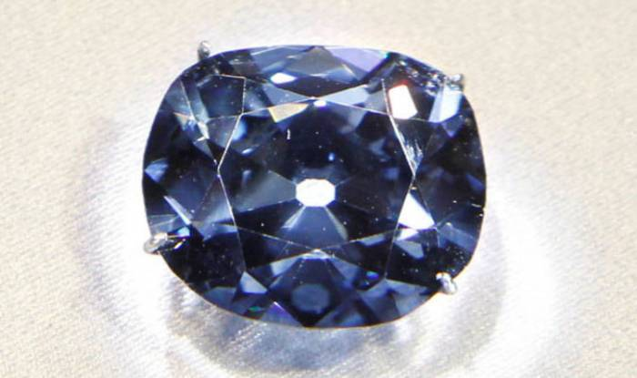 Scientists solve mystery of how rare blue diamonds are formed