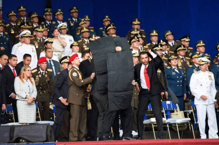 Maduroya sui-qəsdin təşkilatçıları məlum oldu