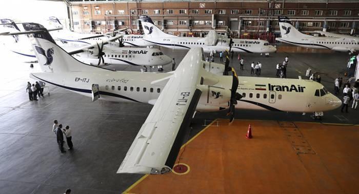 Kurz vor US-Sanktionen: Iran erhält weitere europäische Flugzeuge