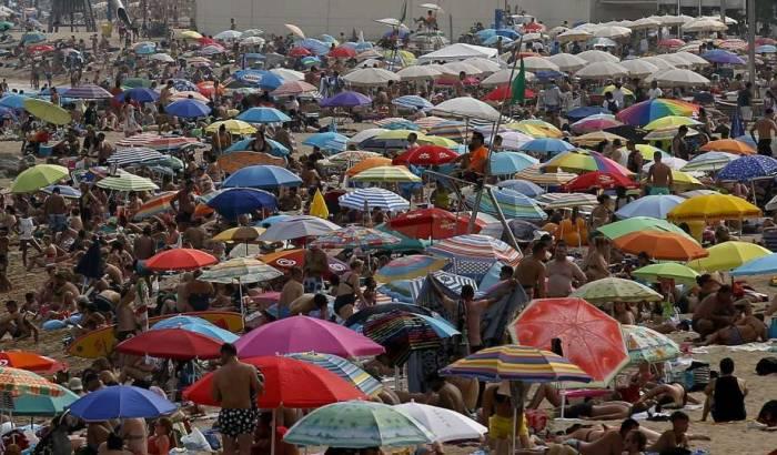 Lisbon reaches its hottest temperature ever