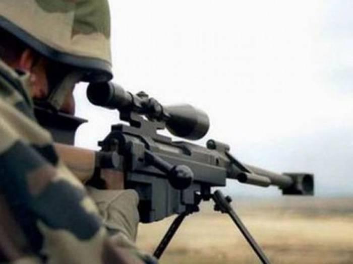 Armenische Einheiten Waffenpause tagsüber 86 Mal gebrochen