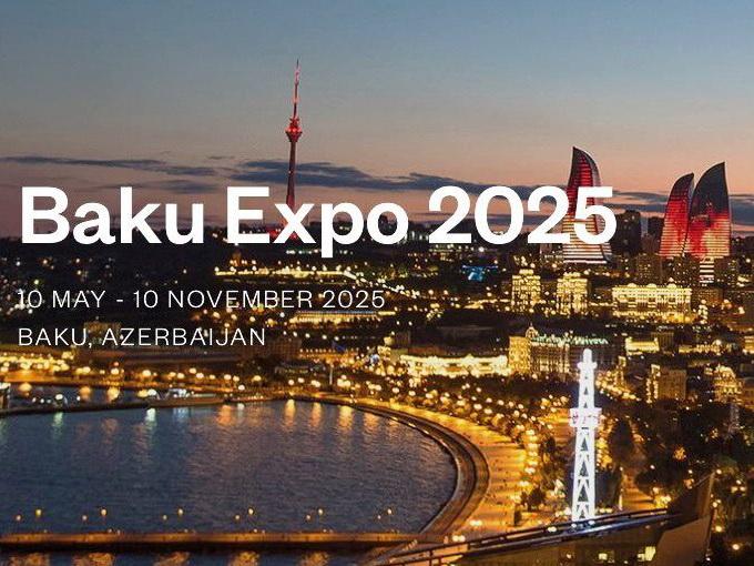 Azerbaiyán, país candidato para acoger la Expo Universal de 2025