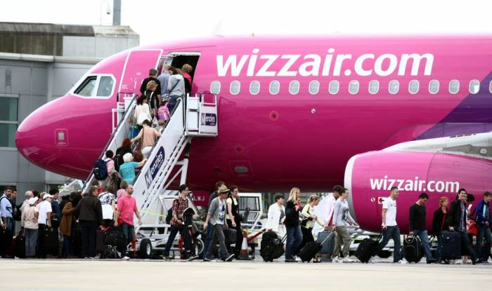 Passengers on budget airline suffer most delays to their flights