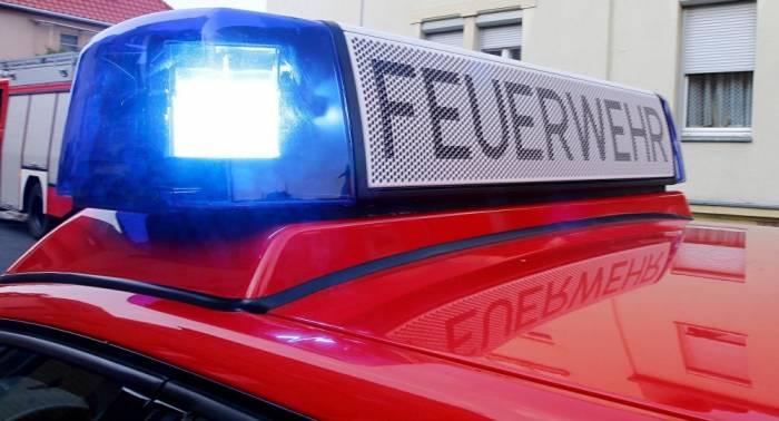 Brand in Flüchtlingsheim in NRW – Vorläufige Festnahme