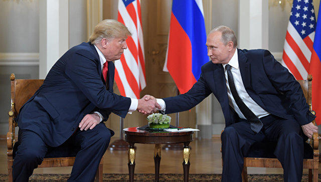 Putin offered Trump a number of arms control initiatives at Helsinki summit