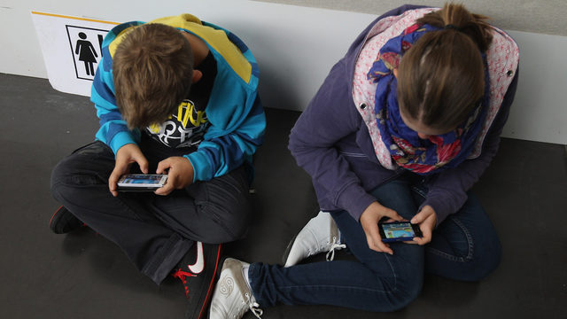 Limit screen time to protect your child