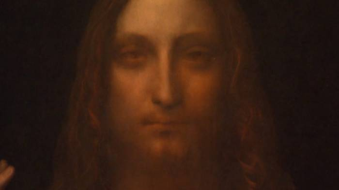 Did Leonardo da Vinci really paint his $450M masterpiece?
