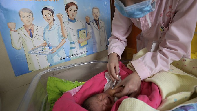 Chinesischer Fake-Impfstoff auch im Ausland