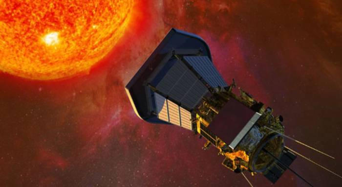 NASA sets the controls for the heart of the sun