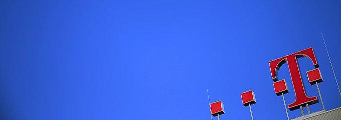 Telekom hebt den Ausblick an