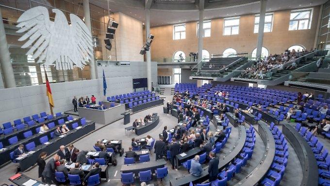 CDU sammelt die meisten Großspenden ein