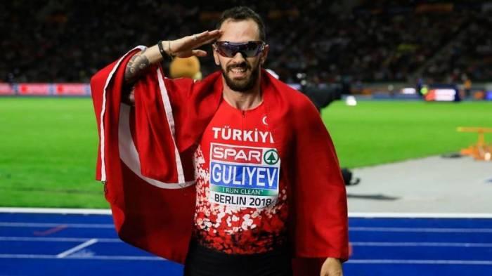 Athlétisme : Ramil Guliyev remporte l'or à Berlin