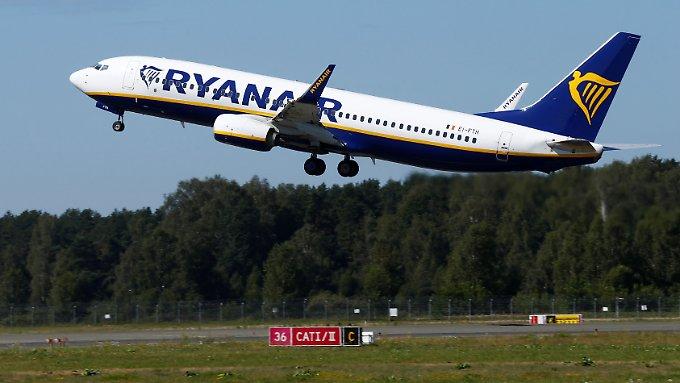 Ryanair zieht vor Gericht