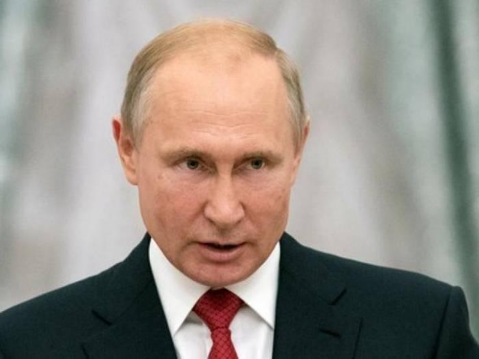 Putin berät mit nationalem Sicherheitsrat über neue US-Sanktionen