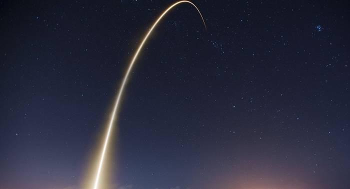 US-Satelliten registrieren Start iranischer ballistischer Rakete
