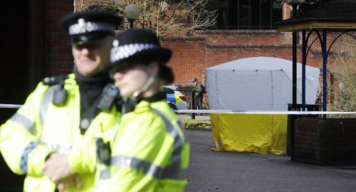 Salisbury: Explosion in Rüstungsfabrik fordert einen Toten