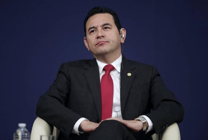 Guatemalas Staatschef Jimmy Morales droht erneut Prozess